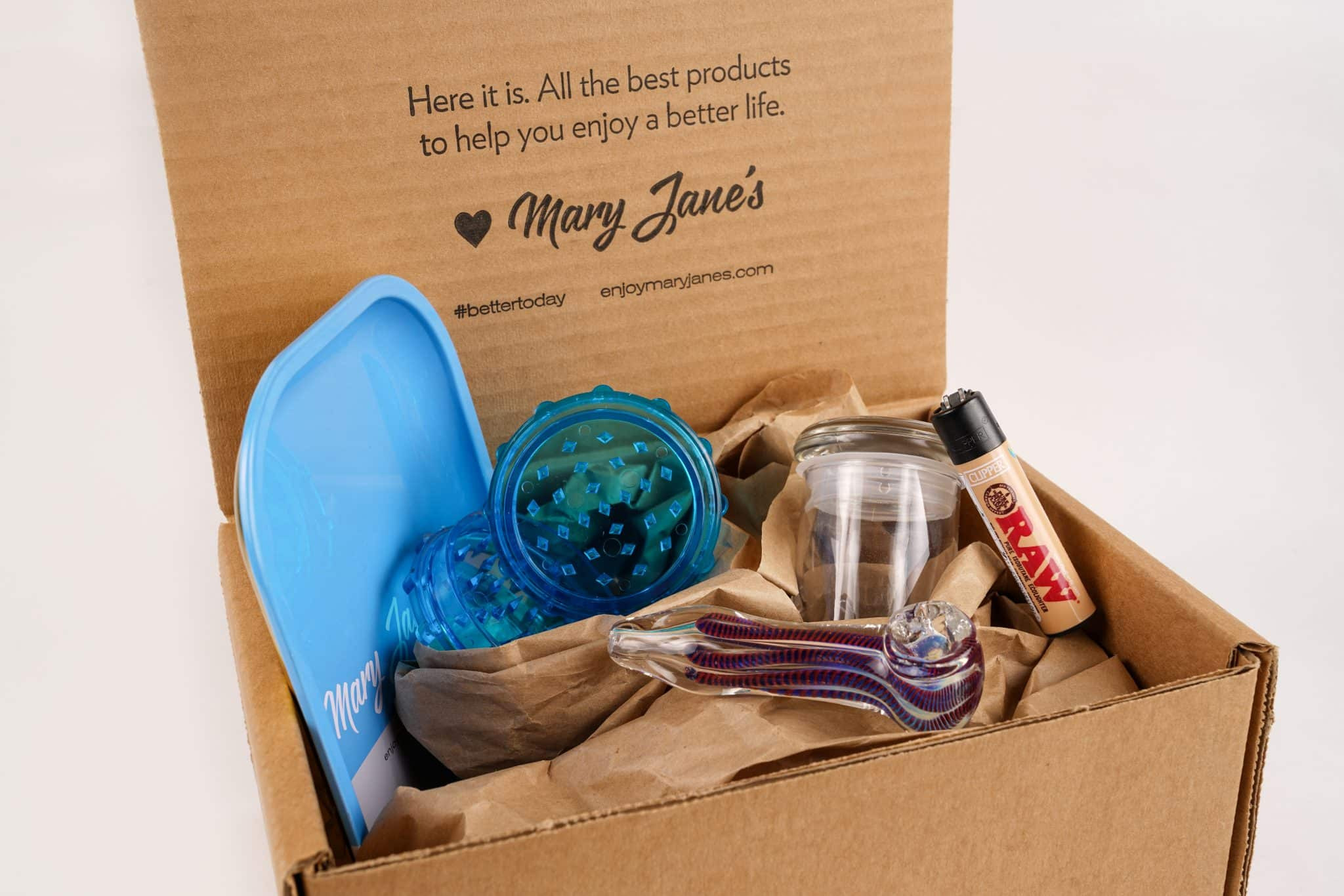 Shop prebuilt smoking subscription boxes and smokers bundles at atomicblaze.com, best online headshop.